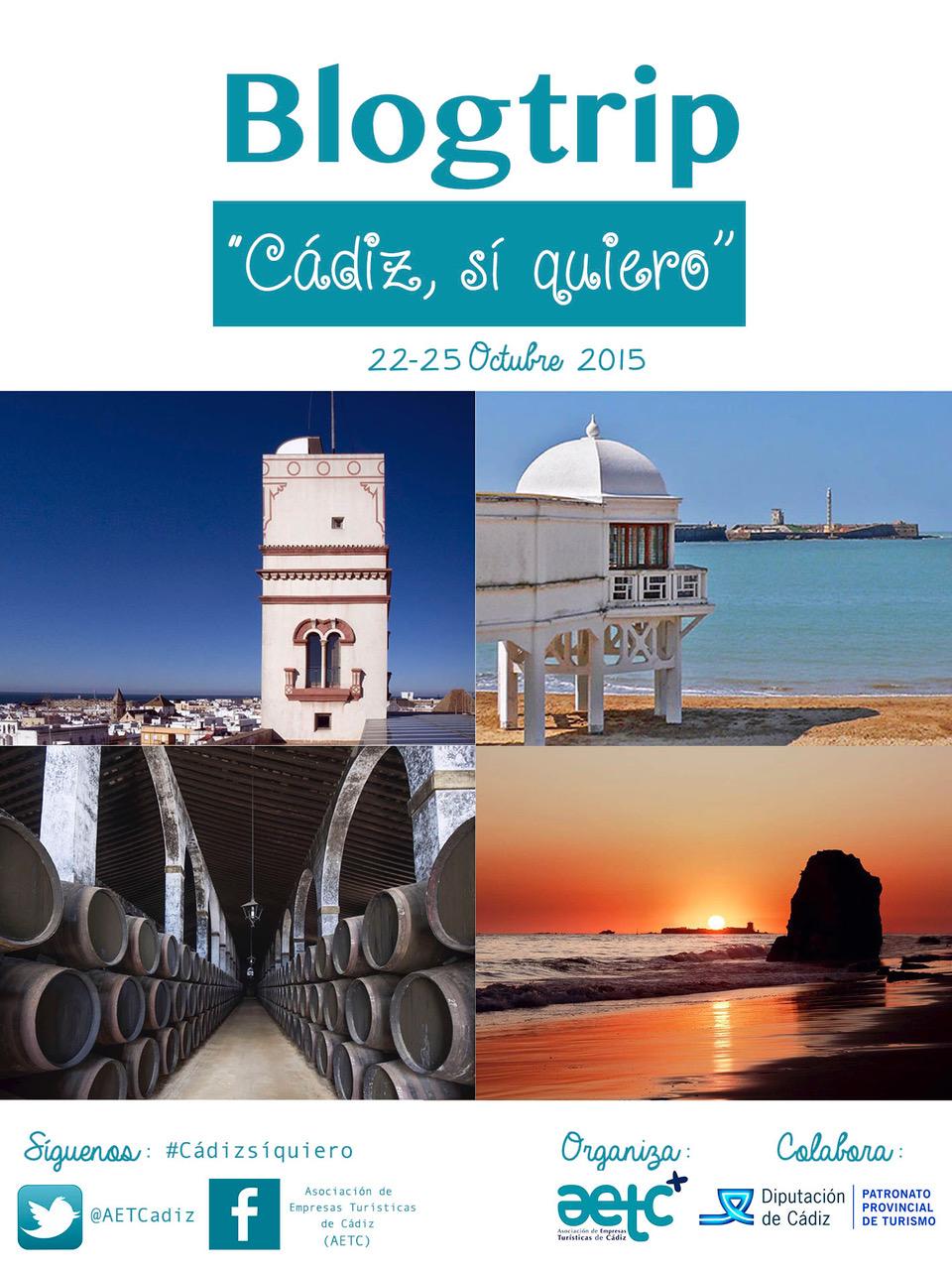 CARTEL BLOGTRIP 2015 Cadiz