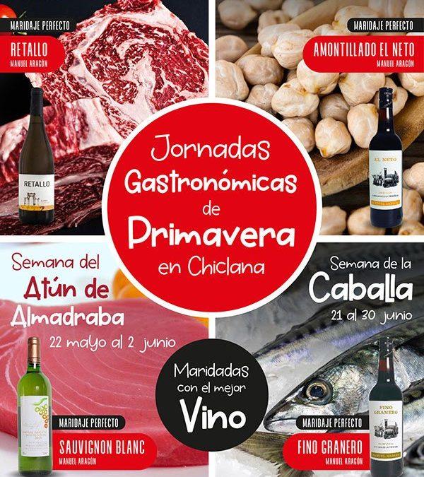 Semana de la Caballa – Jornadas Gastronómicas de Primavera en Chiclana
