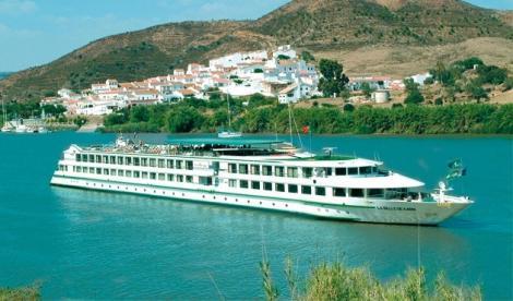 Escala de cruceros: La Belle de Cadix