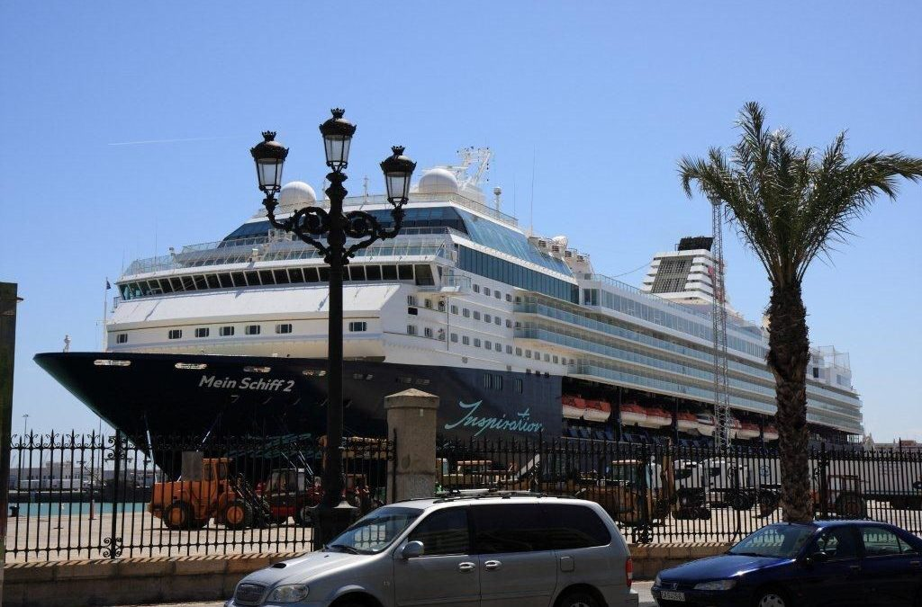 Escala de cruceros: MEINSCHIFF2
