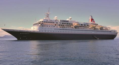 Escala de cruceros: BOUDICCA