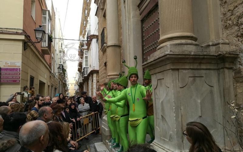 Concurso Carnaval Torre Tavira
