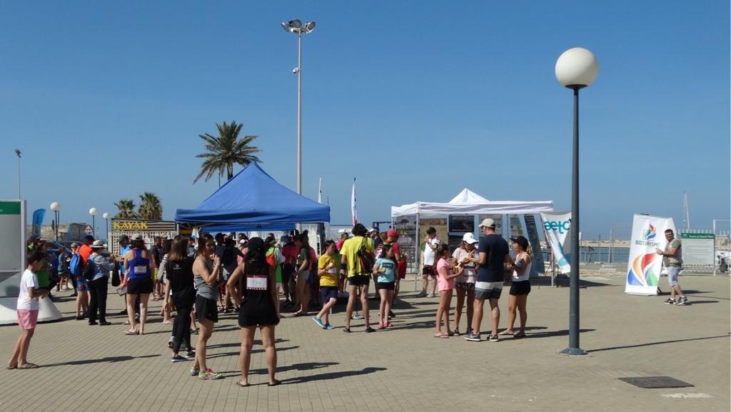 Fiesta del Remo 2019 Proyecto Náutico AETC