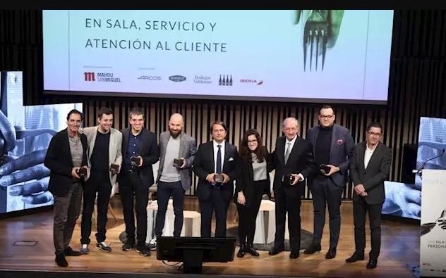 Universo Santi en los Premios Host Basque Culinary Center