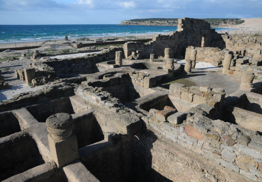 Conjunto Arqueológico de Baelo Claudia FOTO Junta de Andalucía