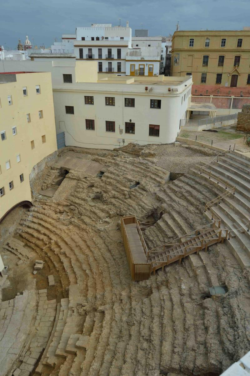 Teatro Romano de Cádiz FOTO Ayuntamiento de Cádiz