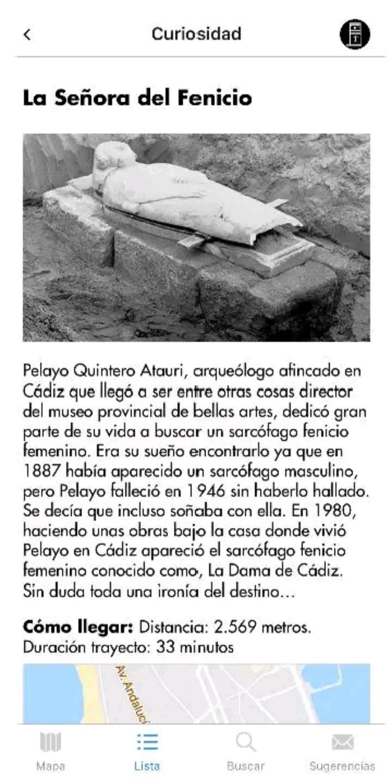 App Cosas de Cádiz de Torre Tavira
