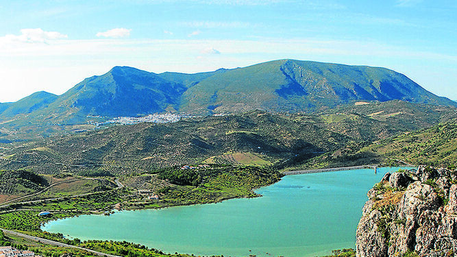 Sierra de Líjar Sierras de la provincia de Cádiz