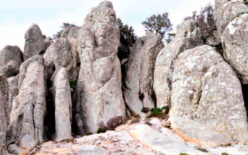 Sierra de Fates Sierras de la provincia de Cádiz