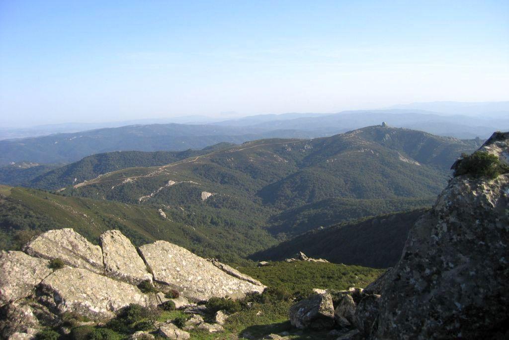 Sierras de la provincia de Cádiz Travesía del Aljibe