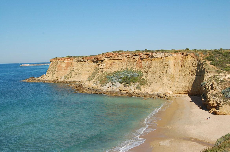 Cala del Puntalejo FOTO La Costa de Cádiz