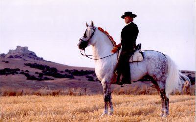 El Jerez y el caballo: las dos grandes pasiones de D. Álvaro Domecq