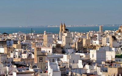 Cádiz, una ciudad salpicada de Torres Miradores